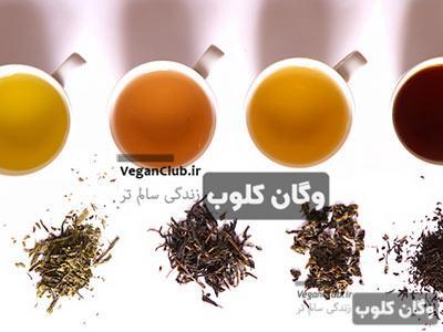 ۷ چای عالی برای سم زدایی بدنتان