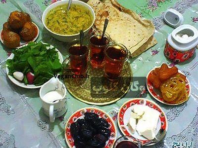 رژیم لاغری ۴ هفته ای مخصوص ماه رمضان