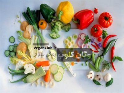 خام گیاهخواری : سلامت جسم و روان