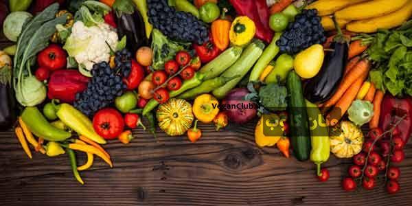 یک روش ساده برای بتدریج خام گیاهخوار شدن