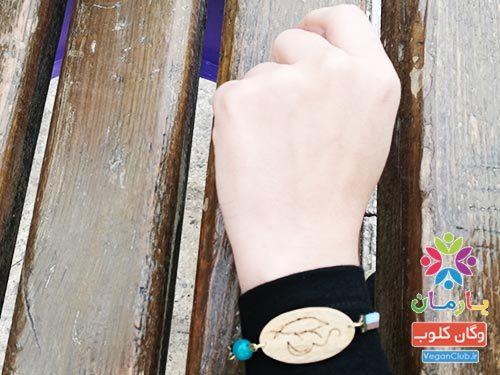 دستبند طرح خلاقانه