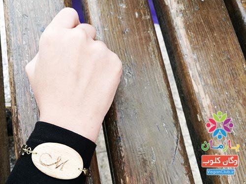 دستبند طرح M