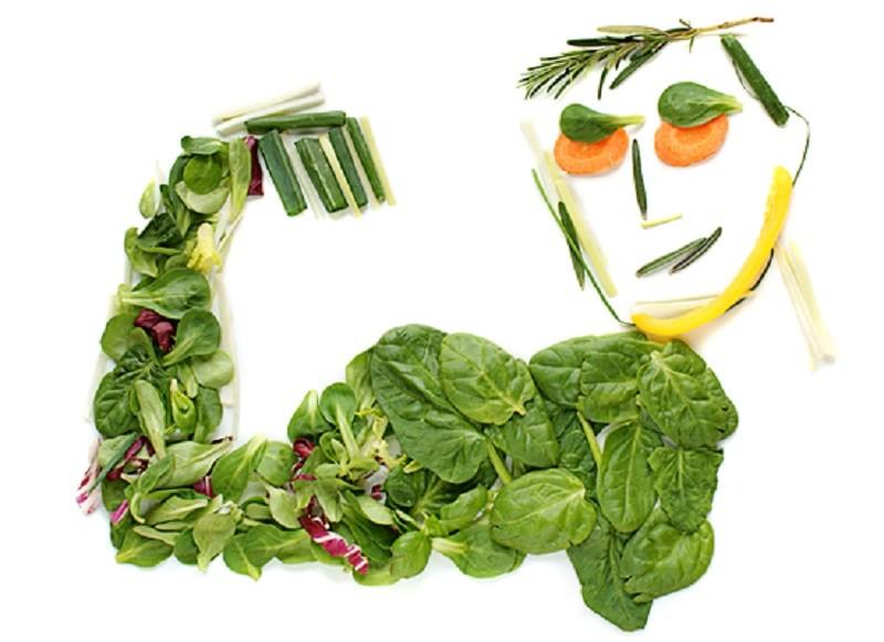 تصویر از پروتئین گیاهی یا پروتئین حیوانی؟مساله این است!