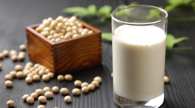 تصویر از طرز تهیه شیرهای گیاهی(۱) : شیر سویا