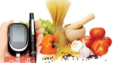 تصویر از مواد غذایی پایین آورنده قند خون