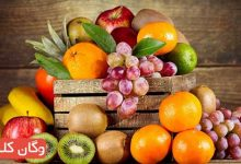 تصویر از راه رسیدن به سلامتی با تغذیه طبیعی